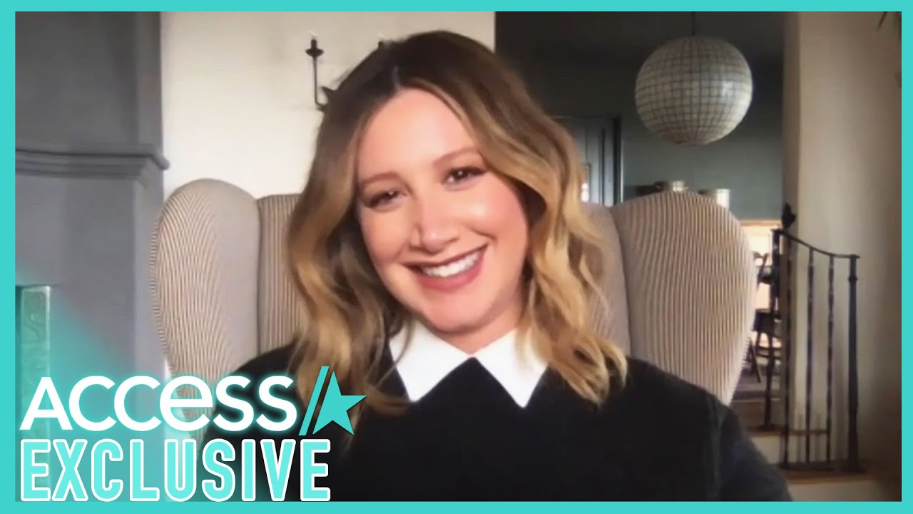 Ashley Tisdale Picked Out Her Baby Girl's Name Before She Got Pregnant