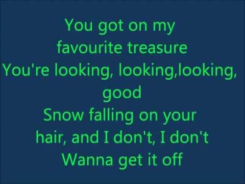 Justin Bieber ft Boyz II Men  Fa la la acapella + lyrics on screen
