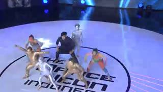 The Dance Icon Indonesia Episode 6 Quality Dance Crew Battle Ring