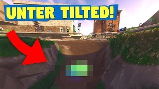 Das befindet sich UNTER TILTED TOWERS! | Fortnite Battle Royale