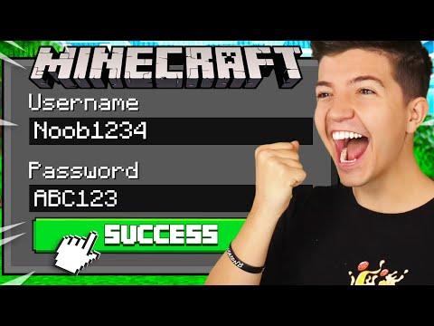 So I Hacked Noob1234's Minecraft Account...