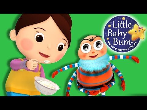 Little Miss Muffet | Nursery Rhymes | by LittleBabyBum!