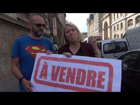 Hôtel-Dieu : Hôpital à Vendre Pour Faire Des Commerces Et Un Restau De Luxe ?!
