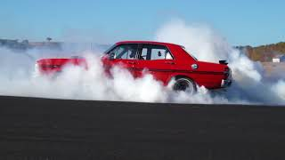 Project XY Burnout Session