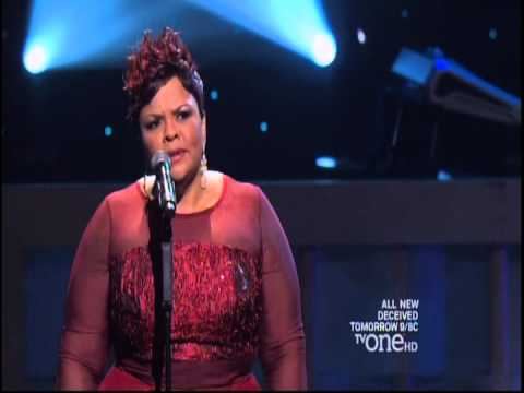 Tamela Mann- Take Me To The King/ I Surrender All (21st Annual Trumpet Awards)