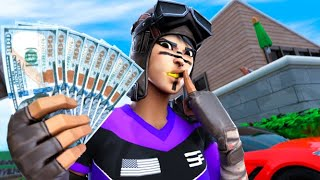 Getting My Dough 💸 (Fortnite Montage)