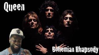 Musician Reaction To   Queen | bohemian Rhapsody