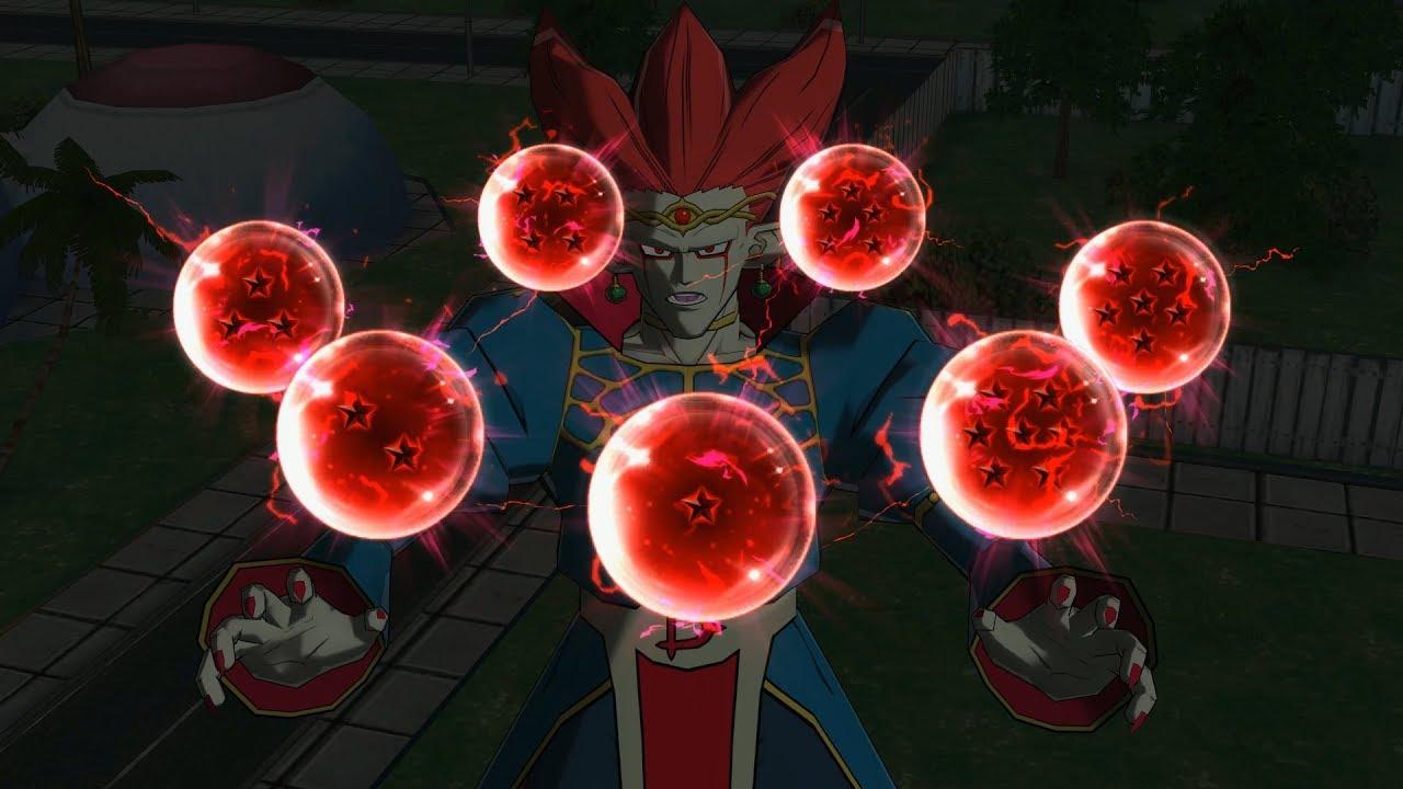 Super Dragon Ball Heroes: World Mission - Summoning Dark Shenron Gameplay  (HD) - YouTube