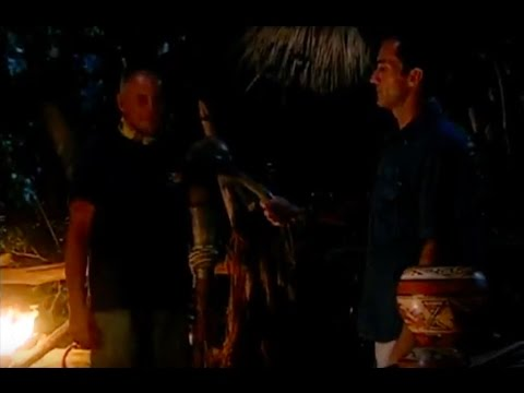 Survivor: All Stars - Rudy Voted Out
