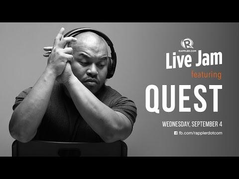 Rappler Live Jam: Quest Mp3