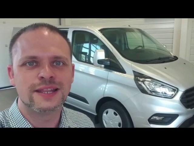 🔥Nouveau 🚙 Ford Transit Custom Hybride - Landry vous explique tout 😎