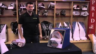 Bauer Supreme 1S - Goalie Glove Baking