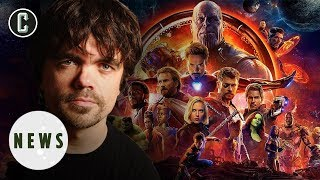 Is That Peter Dinklage in the New Avengers: Infinity War Clip?