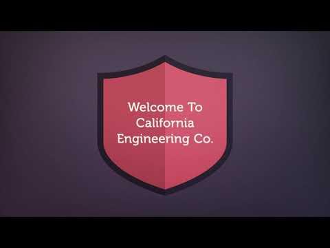 California Engineering Co. in Berkeley, CA - Engineering Consultant