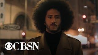 Nike releases Colin Kaepernick ad ahead of NFL opener