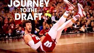 i used to trip over my feet   frank kaminsky s journey to the draft