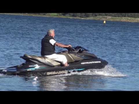 Vannscooterweekend med Vestfold Maritim 9-11. September 2016