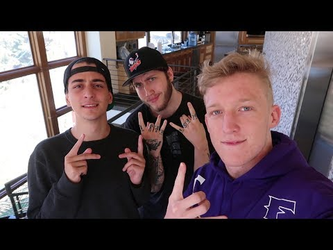 MY FIRST VLOG - FaZe Tfue