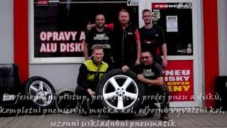Pneu Hájek- Promo  2016