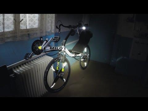 Very fast recumbent bike 2016