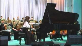 F.Chopin Valse brillante No.2 As dur op.34-1, Inoyatkhon Abdullaeva