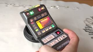 Starfleet Mark IX Tricorder