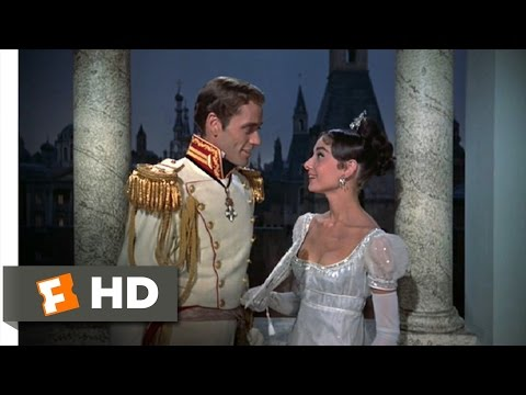 War And Peace (4/9) Movie CLIP - The Dance (1956) HD