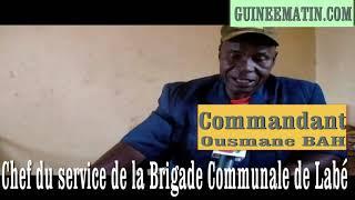Garde communale Labé : un service de police de proximité laissé pour compte