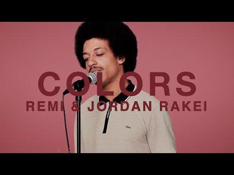 Remi feat. Jordan Rakei - Lose Sleep   A COLORS SHOW
