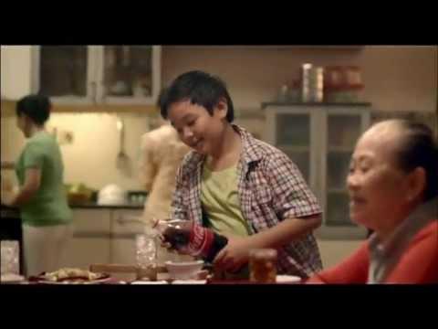 Quảng Cáo Việt - TVC Coca-Cola Tết 2013