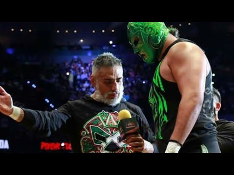 Dr Wagner Jr vs. Psycho Clown  Mascara vs Mascara TRIPLEMANIA XXV  =Lucha Completa= =Full Match=