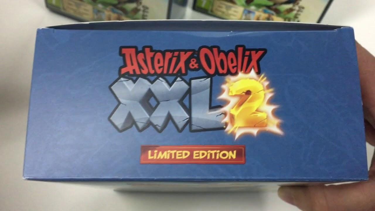 Unboxing Asterix Obelix Xxl2 Youtube