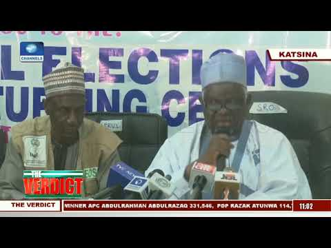 Katsina: Governor Masari Wins Re-Election By A Landslide