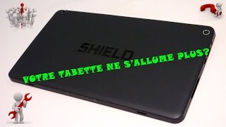 [SOLUTION] ►Tablette qui ne s'allume plus
