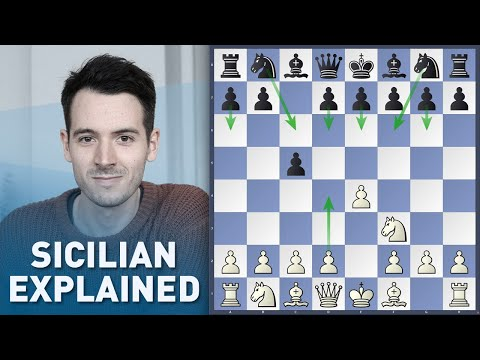 The Sicilian Defense | Chess Opening Tutorial