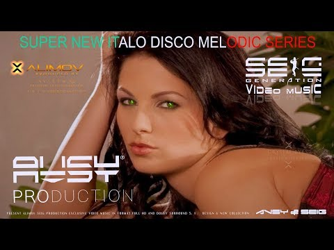 New italo disco A V S Y [ 99 song ] AlimoV...