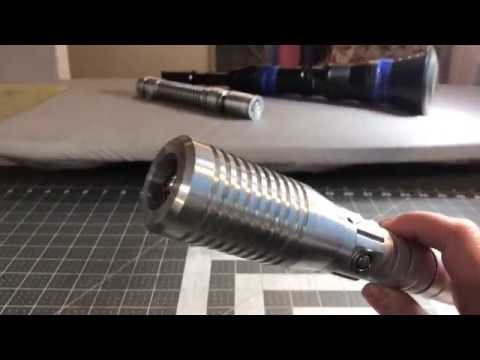 ArcticDude CNC Laser Diode Host