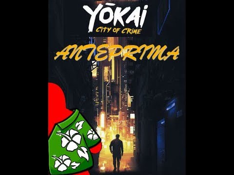 Yokai: City of crime - Anteprima
