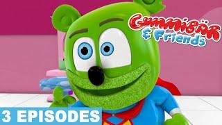 Gummy Bear Show LET'S PLAY PRETEND Gummibar and Friends Gummy Bear Song