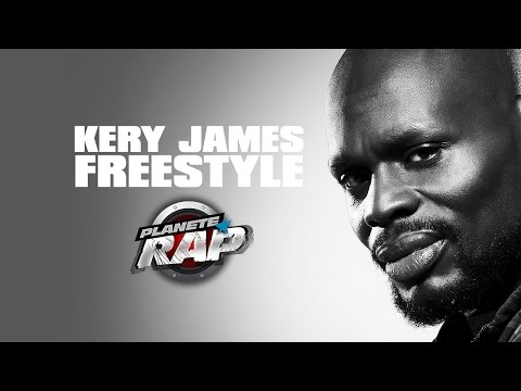 Kery James en freestyle #PlanèteRap