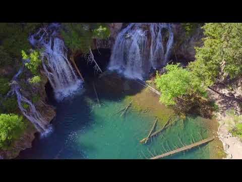 Hanging Lake, Glenwood Canyon, CO - 4K