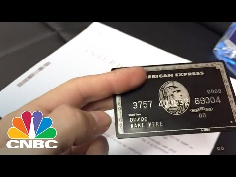Chinese Billionaire Earns 170 Million American Express Points | CNBC
