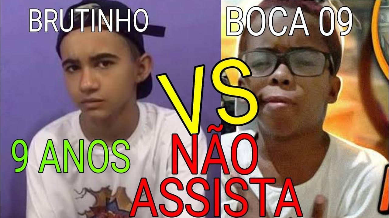BOCA 09 vs BRUTINHO - PRO PLAYERS 9 ANOS E COMÉDIA TENTE NÃO RIR