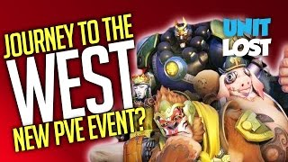 Overwatch - Journey to the West - New PvE Event? (Speculation)
