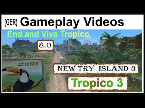 Tropico 3 New Try Island 3 (8.0) Easy End |
