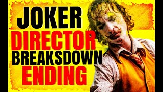 Joker Director Reveals Ending In Vanity Fair Opening Scene Break Down