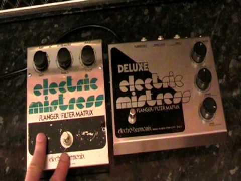 Electro Harmonix Electric Mistress Vintage