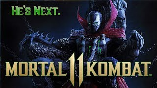 MORTAL KOMBAT 11 - SPAWN CONFIRMED AS DLC BY TODD McFARLANE? *PROOF*