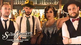 Swingrowers - Dreamland (Official Music Promo) Electro Swing