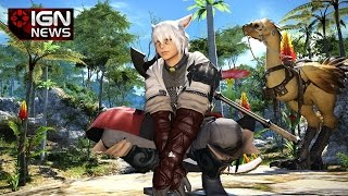 Try FF XIV A Realm Reborn For Free On PlayStation 4 Now - IGN News